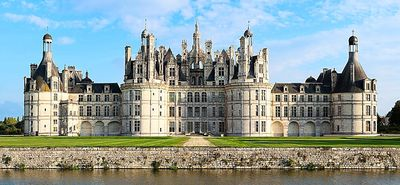 Chateau Chambord Download Jigsaw Puzzle