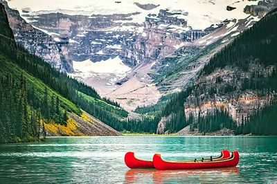 Lake Louise Download Jigsaw Puzzle