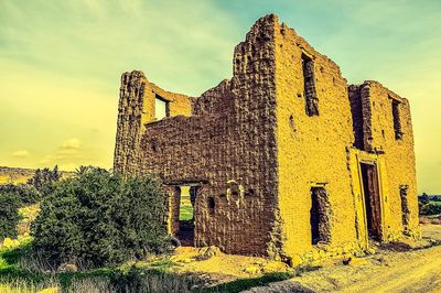 Adobe House, Cyprus Download Jigsaw Puzzle