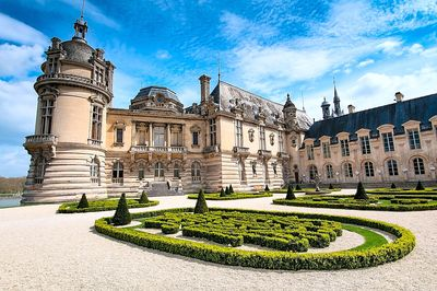 Chateau, France Download Jigsaw Puzzle