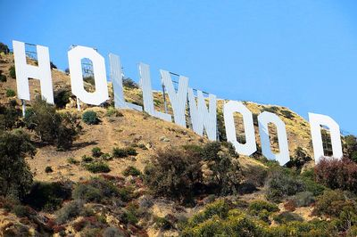 Hollywood Sign Download Jigsaw Puzzle